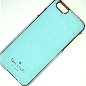 iPhone 6 kate spade case!